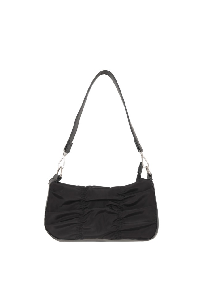 shirring square bag (2 color)