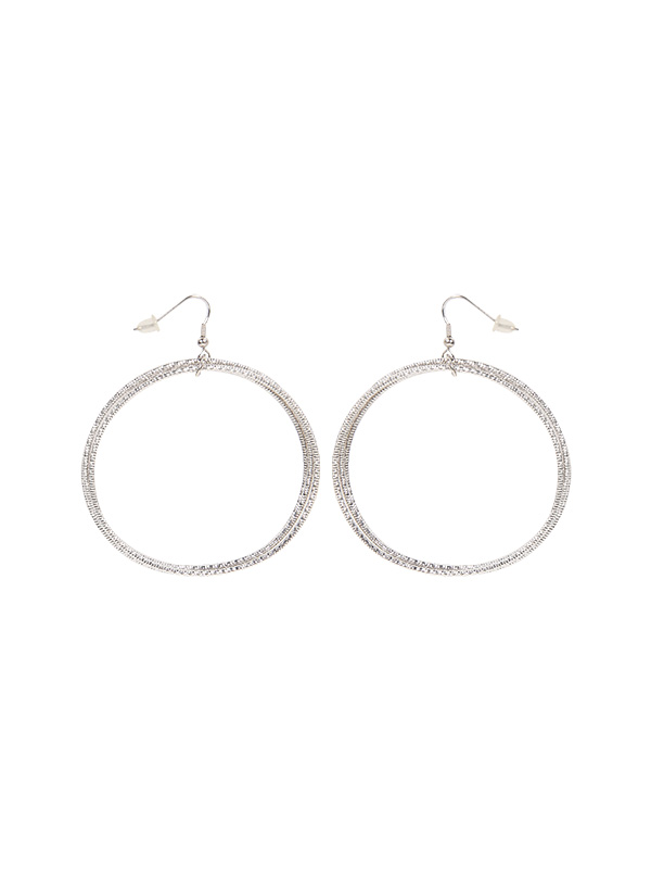 three ring earing (2 color)